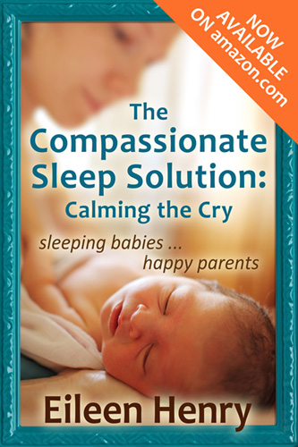 The Compassionate Sleep Solution book cover