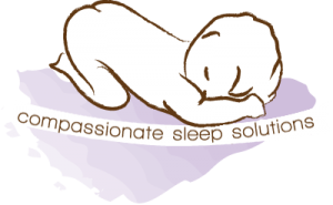 Compassionate Sleep Solutions - Baby Sleep Consultant logo