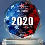 Compassionate Sleep Solutions Receives 2020 Boulder Award